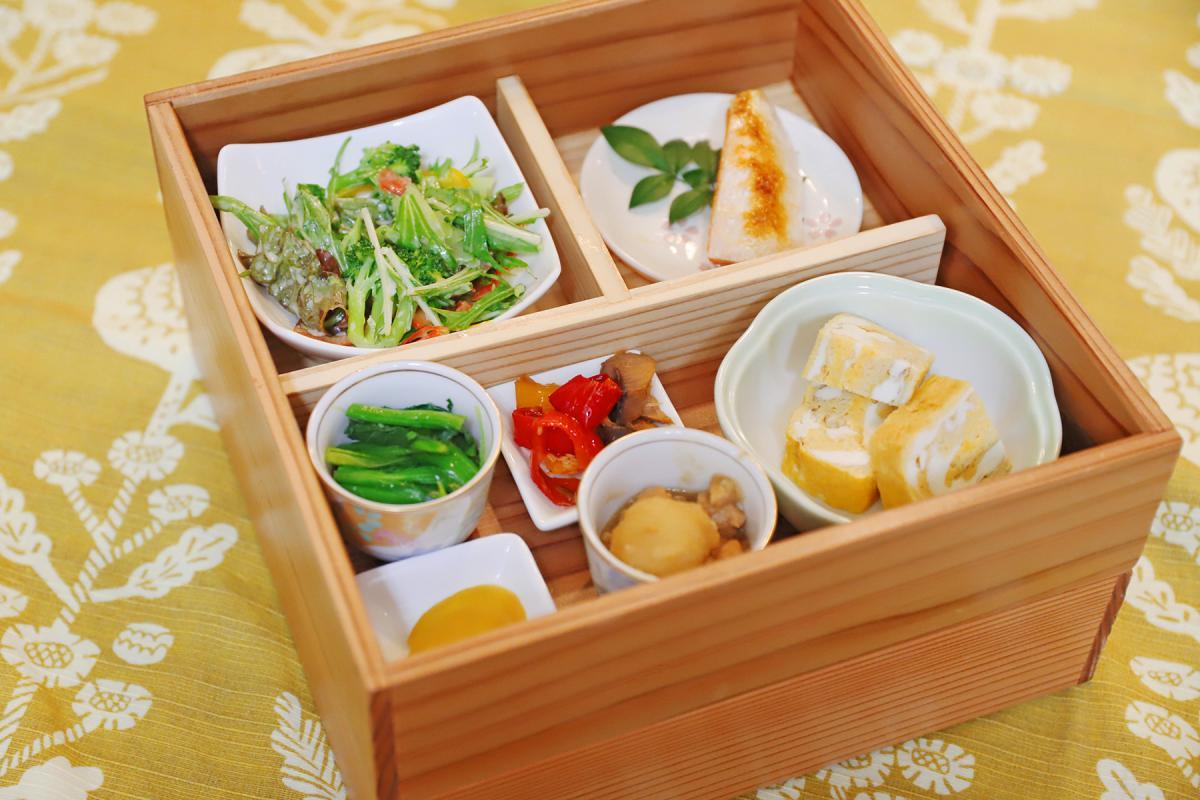 朝食(部屋食用)